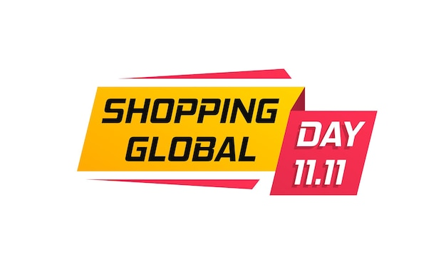 ショッピングデー大セールポスターチラシ特別オファークリアランスビジネスプロモーションベストディールバッジ
