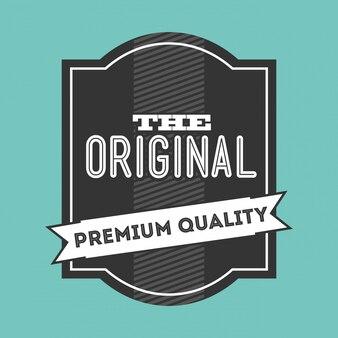 Shopping design over  blue background vector illustration