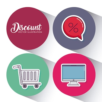 Shopping and discount