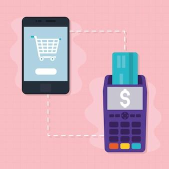 Дизайн оплаты покупок