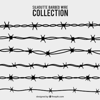 Barbed Wire Fence Vectors, Photos and PSD files | Free Download