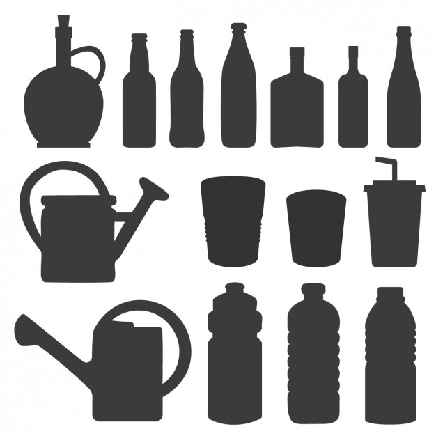 bottle vectors photos and psd files free download rh freepik com bottle vector png bottle vector free download