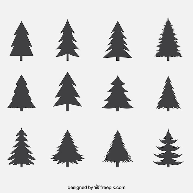 pine vectors photos and psd files free download rh freepik com vector pine trees free vector art of pine trees