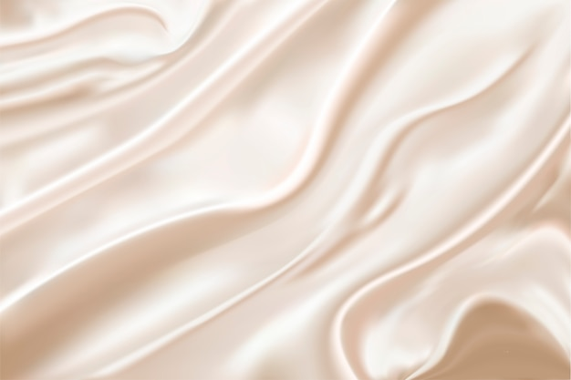 Silk background with wave texture.