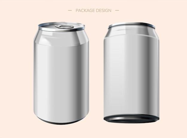 은색 3d 그림 알루미늄은 밝은 분홍색 배경에서 조롱할 수 있습니다.