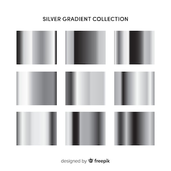 Silver gradient collection