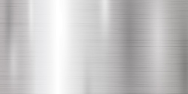 Silver metal texture background.