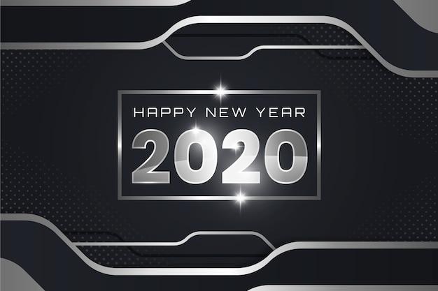 シルバー新年2020年の背景
