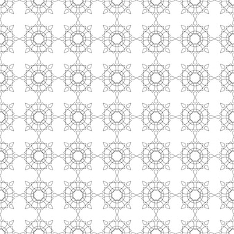 Silver pattern on white background
