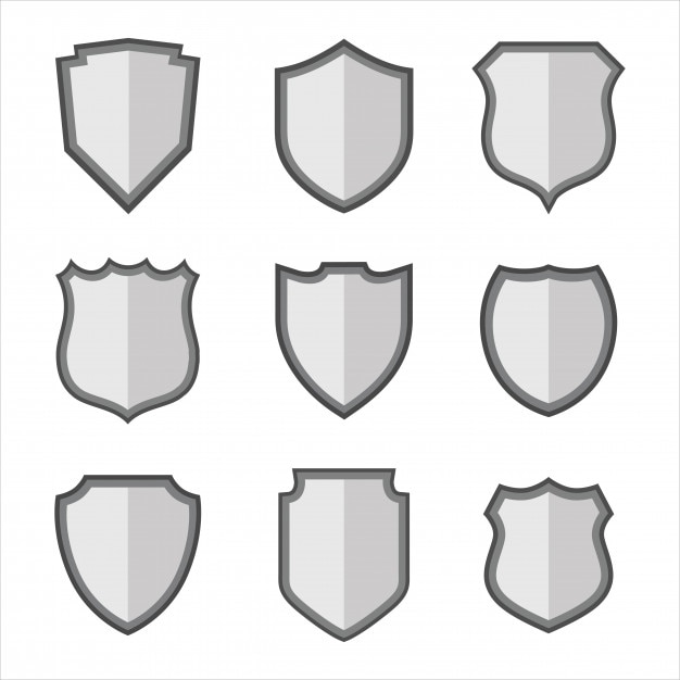 shield vectors photos and psd files free download rh freepik com shield vector art free shield vector png