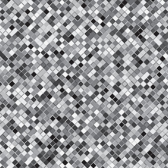 Silver square halftone abstract background