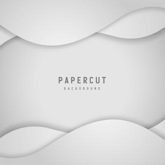 Белый абстрактный фон с чистым стилем simpel