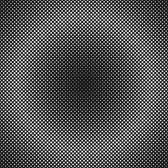 単純な抽象的なハーフトーンサークルの背景パターンのデザイン