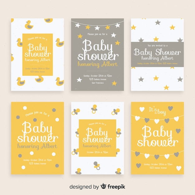 image about Free Printable Baby Borders for Paper known as Kid Shower Border Paper No cost - Child Shower Programs