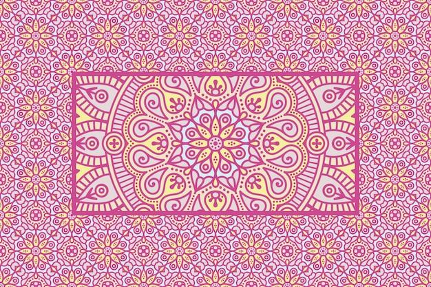 幾何学的要素を持つシンプルな背景