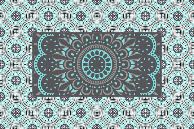 Simple background with geometric elements