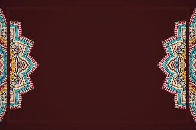 Простой фон с геометрическими элементами