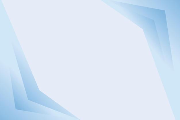 Простой синий градиентный фон для бизнеса