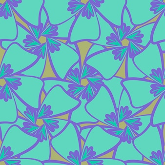 Simple cute pattern in small flowers. shabby chic millefleurs. floral seamless background for dress, manufacturing, wallpapers, print, gift wrap and scrapbooking.