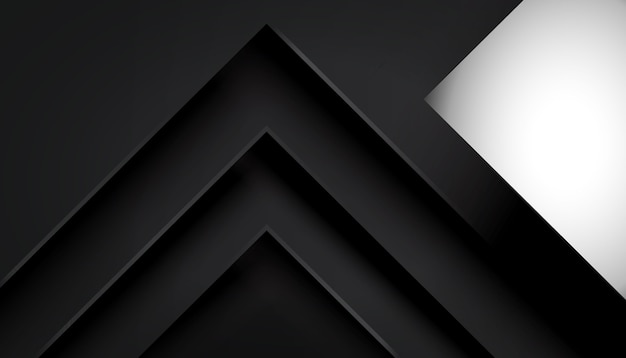 シンプルな幾何学的レイヤー形状