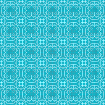 Simple islamic geometric seamless pattern background wallpaper