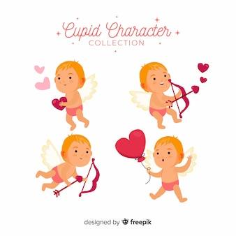 Simple valentine cherubin collection