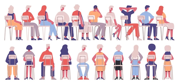 앉아있는 사람들이 다시보기