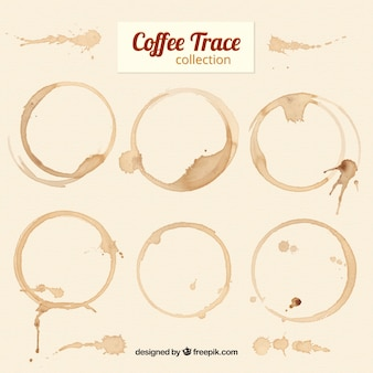 Six fantastic coffee stains