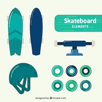 スケートボード機器