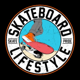 Skateboard lifestyle