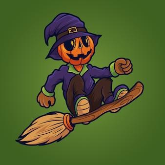 Skater pumpkin