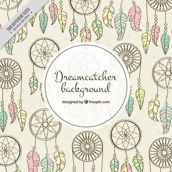 Dreamcatchers sketches sfondo
