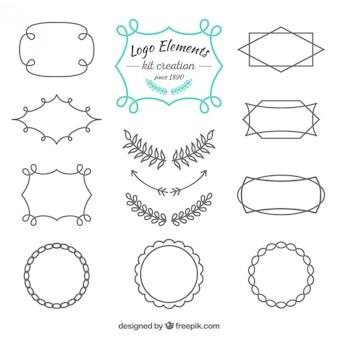 Sketches logo elements