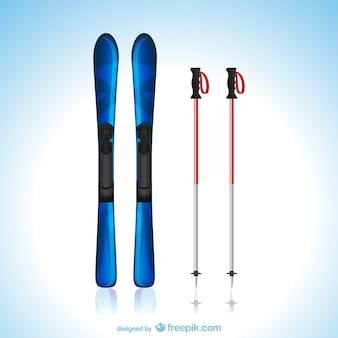 スキー用具