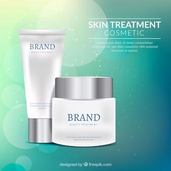 Skin treatment cosmetic