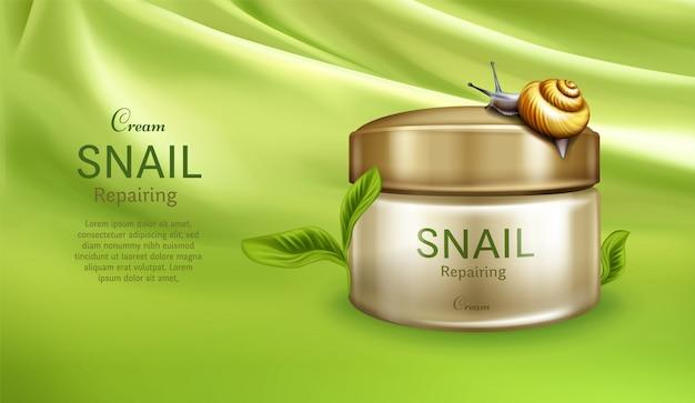 Skincare repairing cream