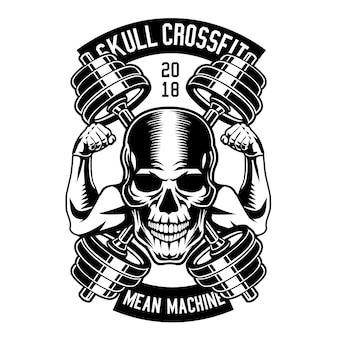 Skull crossfit