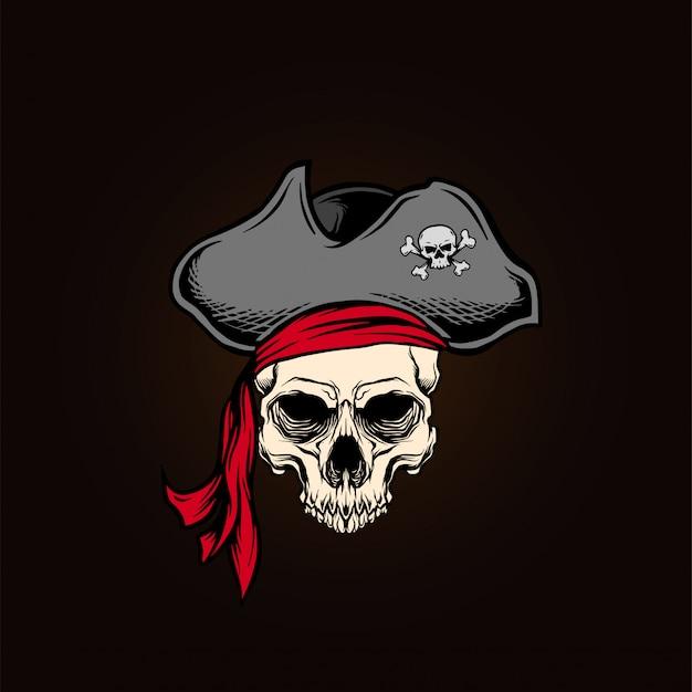 Пираты черепа