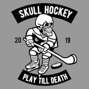 Skull hockey