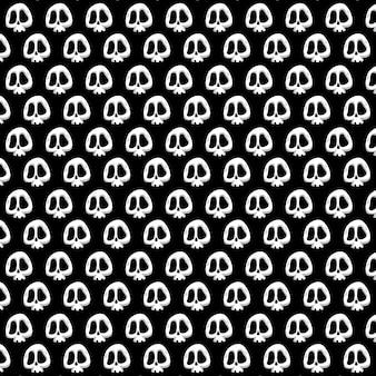 해골 패턴