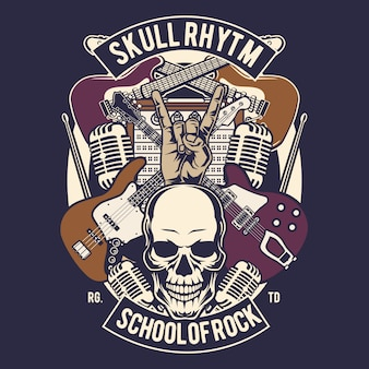 Skull rhytm
