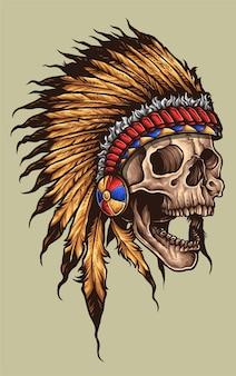 Skull sioux