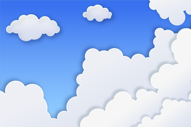 Sky - фон для видеоконференций