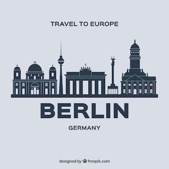 Skyline design di berlino