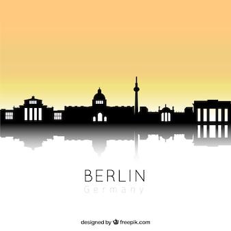 베를린의 스카이 라인