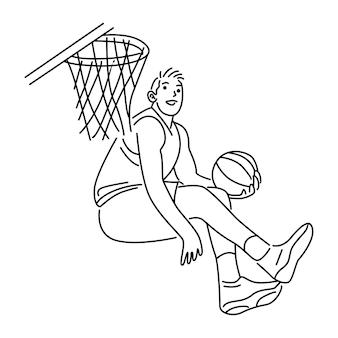 スラムダンクバスケットボール