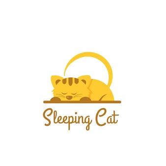 Sleeping logo
