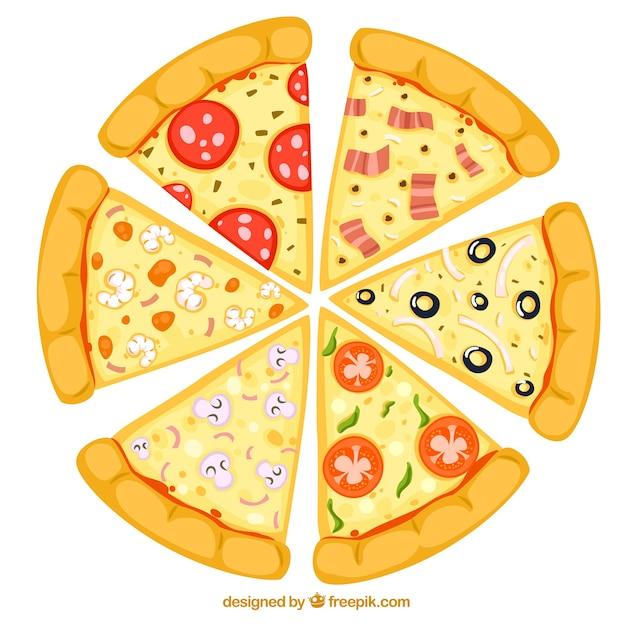 pizza slice vectors photos and psd files free download rh freepik com pizza slice vector art pizza slice vector free download