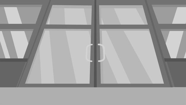 Sliding doors background