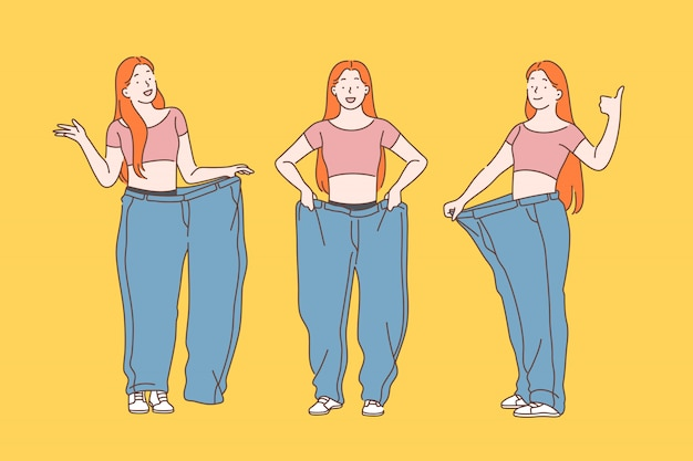 ダイエット、減量、slim身。